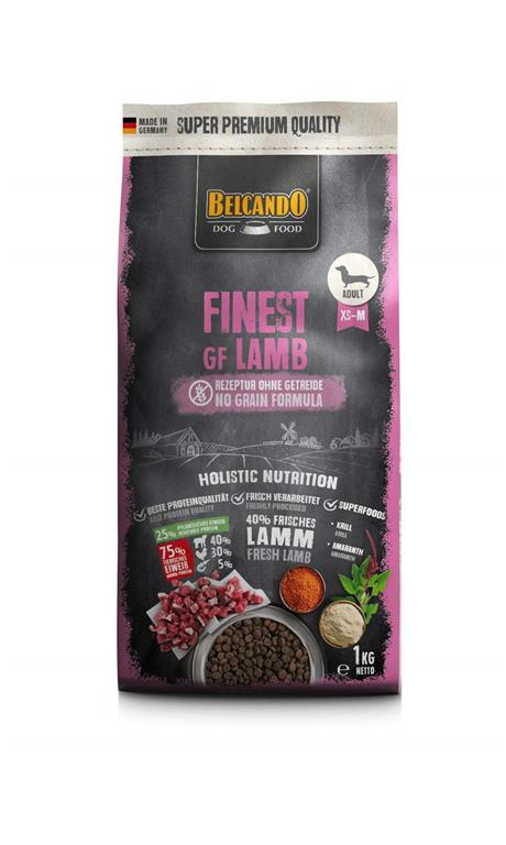 Belcando Mini Finest Grain-Free 1 kg