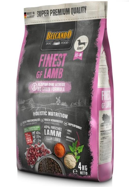 Belcando Mini Finest Grain-Free 4 kg