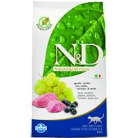 N&D Cat Adult GFJagnjetina&Bor. 300 g