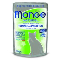 Monge Natural - Pacific Tuna 80 g