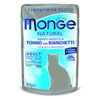 Monge Natural - Tuna in Sardon 80 g