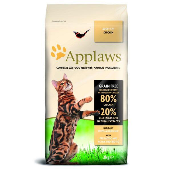 Applaws Adult Cat Piščanec 2 kg