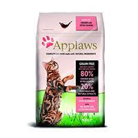 Applaws Adult Cat Piščanec & Losos 400g