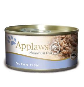 Applaws Cat konzerva Oceanska Riba 156g