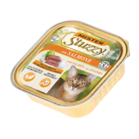 Mr. Stuzzy Cat Losos 100g