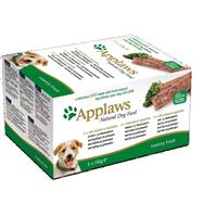 Applaws Dog Pate Country mix 5x150g