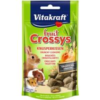 Poslastica Fruit Crossys za mini kunce