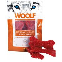 Woolf Big bone raca & korenček 100g