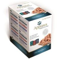 Applaws Cat Multipack Pouch Riba 12x70g