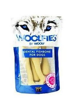 Woolfies Dental Fishbone M 200g