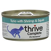 Thrive Cat konz. tuna&rakci&lignjii 75g