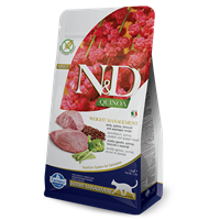 N&D Cat GF Kvinoja W.Man.Jagnjetina 300g