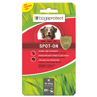 BogaProtect Spot-on Ampule M srednji psi